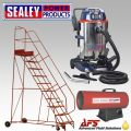 Sealey Environmental & Janitorial Section